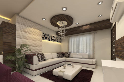 Drawing Room Interior Designing in Chhavni, Indore, Prime ...