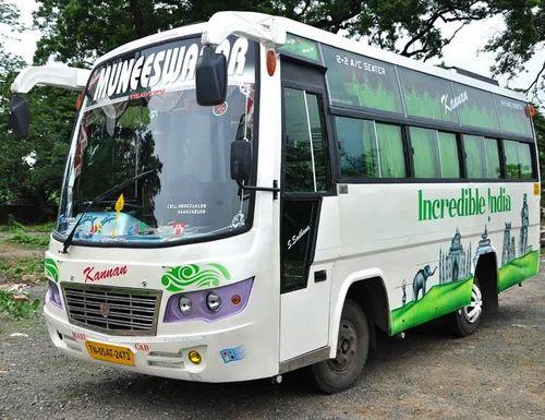 Rental Services Ac Mini Twenty Five Seater Luxury Coach