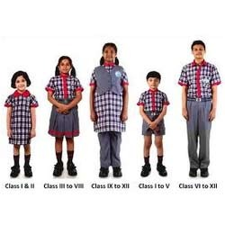K V Summer School Uniforms