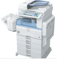 Photocopier Multifunction Device
