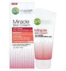 Garnier Skin Cream