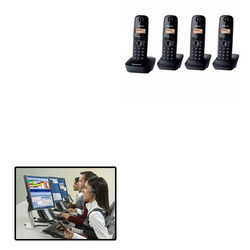 Wireless Intercom for Telecom Industry