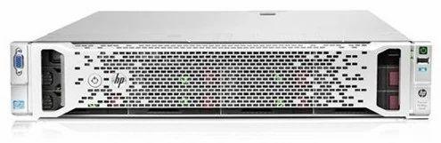 HP Proliant DL380e Gen8 Rack Server