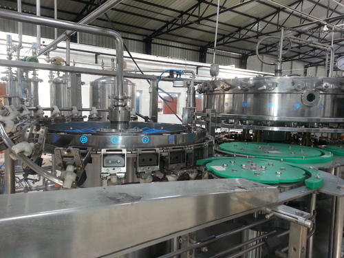 Soft Drink Plant Carbonated Soft Drink Plants Exporter