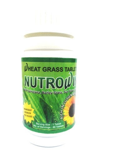 La Grande Wheatgrass Tablets, Prescription