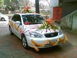 Wedding Car Decoration in Pathanamthitta