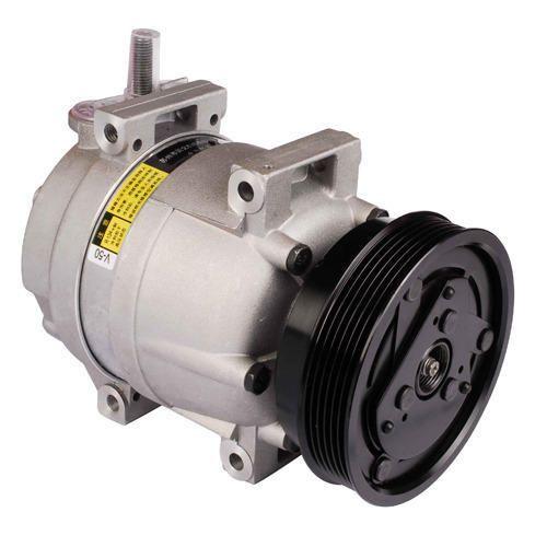 For Fiat 500 2012 2013 2014 New AC Compressor /& A//C Clutch DAC