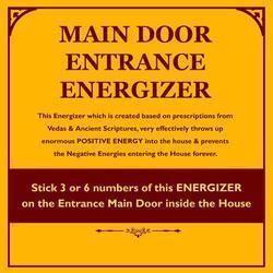 Main Door Entrance Energizer