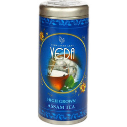 Hl Veda Tin Assam Tea 100 Gm