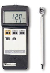 Lutron Mini Vane Anemometer AM 4213