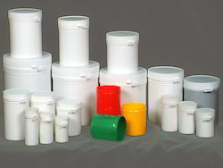 Securipac Plastic Pharma Jars