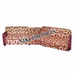 Booster Corner Sofa Set - Fabric