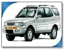 Tata Safari Car Rental