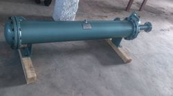 Heat Exchanger- Tube & Shell Type, Plate Type