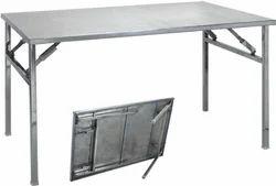 Steel Folding Table