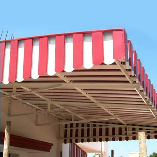 aluminium awnings at rs 260 square feet aluminum awning id