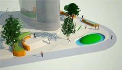 IFCI Landscape Architecture