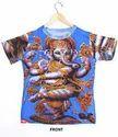 Hindu God Deity Ganapati Ganesha Vinayaka Tee T Shirt