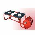 Two Burner Pressure Kerosene Stoves