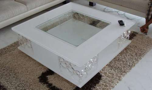 Acrylic Center Table With Latest Center Table Designs