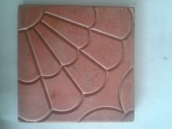 Rubber Floor Tiles Mould