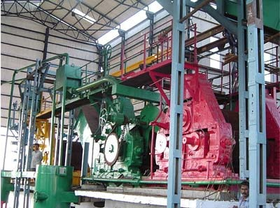 Exporter of Cane Crusher Mills & Mill & Kiln Spares by