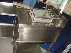 Deep Fat Fryer - Electrical Operated - Single Tank  Model