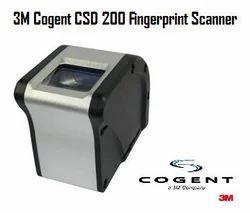 Cogent 3M CSD200 Fingerprint Verification Systems
