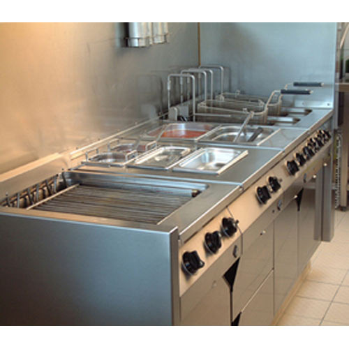 Indian Hotel Kitchen Layout: Manufacturer Of Bakery Equipments & Hotelware Products By Restrobar Kitchens, Delhi
