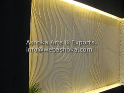 Stone & Marble Contemporary Wall Panel