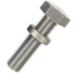 Stainless Steel Bolt, Material Grade: Ss 304, Size: 3 - 27 Mm