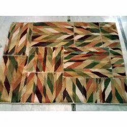 Woolen Patchwork Rugs