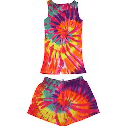 Kids Patterned Summer Dress