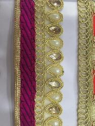 Jacquard Fancy Lace, Packaging Type: Roll
