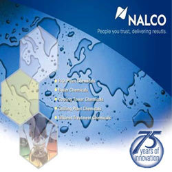 Water Treatment chemicals / Nalco Chemicals