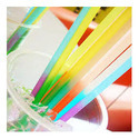 Bendy Colorful Straw