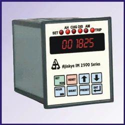 Ampere Hour Logger