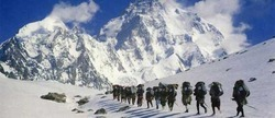 Mountaineering in India
