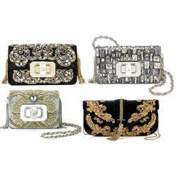5050f27933f0 Ladies Designer Clutch Bags - View Specifications   Details of ...