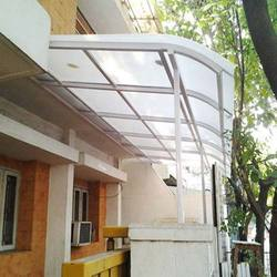 Roofing Structures Polycarbonate Roofing Structures Manufacturer From Chennai