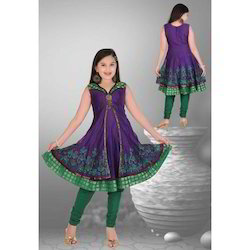 Churidar Girls Suits