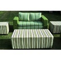 Sun'n'joy Fully Upholstered Sofas for Outdoors & Indoors