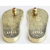 Charan Paduka (Brass)