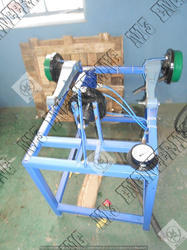 Cut Section Working Model Hydraulic Brake System