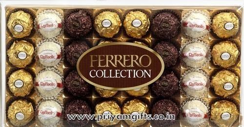 Ferrero Rocher Chocolate at Rs 300 /piece   Ferrero Rocher ...