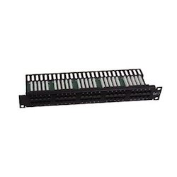 Cat3 50 Pair Patch Panel For Voice