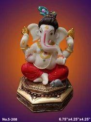 Marble Ganesh Statue in Mumbai, गणेश की मार्बल से