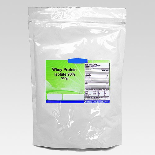 Bulk Whey Protein Powder Packaging Type Paper Plastic Bag