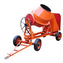Concrete Mixer Machine V Type