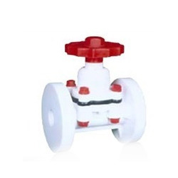 Diaphragm Valves Flange End